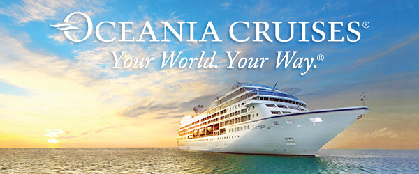 Oceania Exotic Cruises With Airfare Visa Gift Card - Cruises with airfare