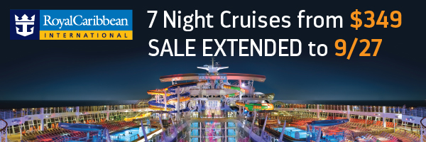 Royal Caribbean Cruises With Extras