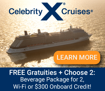 Celebrity Cruises: Pick 2 Extras!