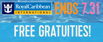 Royal Caribbean Cruises Offer