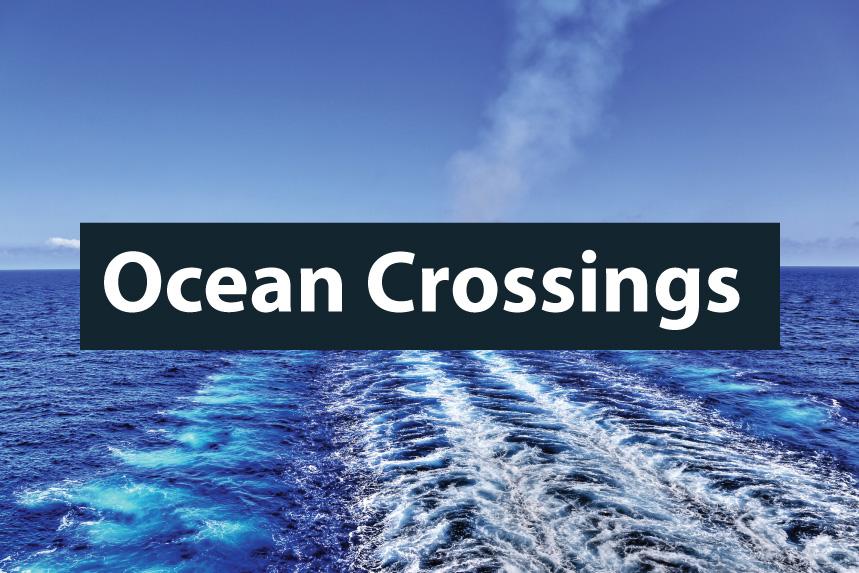 Ocean Crossings