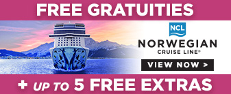 Norwegian Cruises with Bonus Extras!