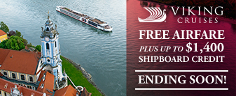 Viking River Cruises with FREE Shipboard Credit