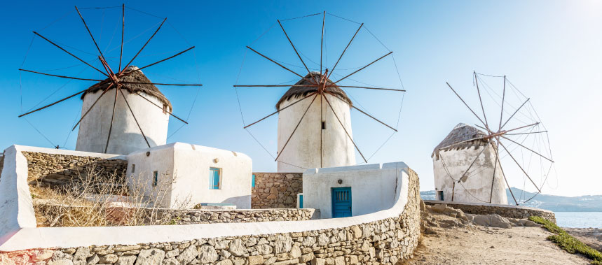 Greek IsLES