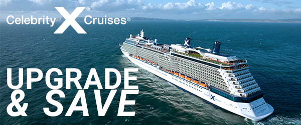 Upgrade Your Celebrity Cruise