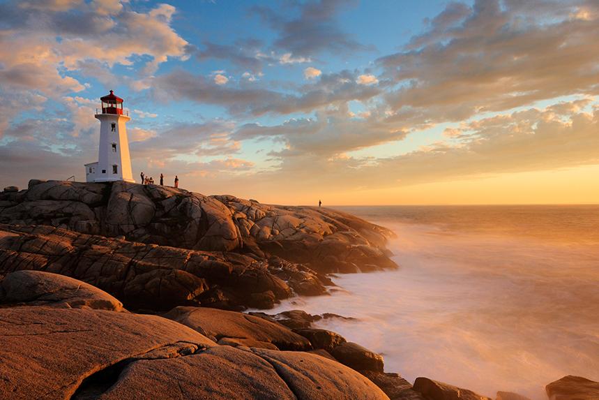 Luxury Canada & New England