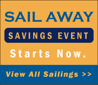 Sail Away Savings Event