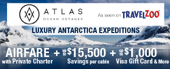 Atlas Ocean Voyages on Sale!