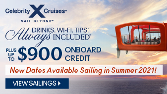 Celebrity Cruises with Bonus Onboard Credit!