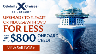 Get Your Celebrity Cruise Upgraded for Less Than Their Standard Price!