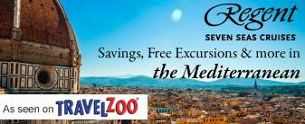 Luxury Travel Zoo Regent Seven Seas
