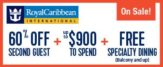 Royal Caribbean Cruises on Sale!