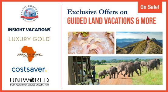 Land Tours on Sale
