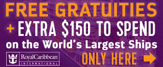 Royal Caribbean Special Offer