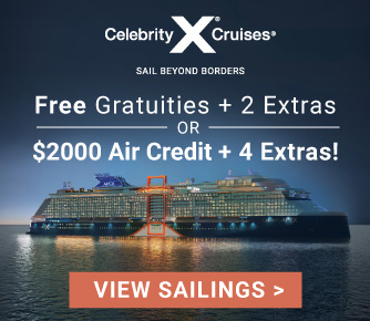Free Extras on Celebrity Cruises