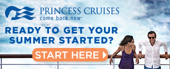 May Sale on Princess Cruises