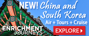 Enrichment Journey to the Best of China & South Korea