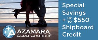 Azamara Summer Sale