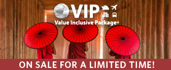 Value Inclusive Packages with Airfare, Cruise, Hotels & More!