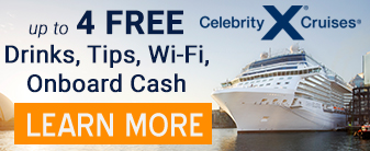 Celebrity Cruises Go Big, Better, Best