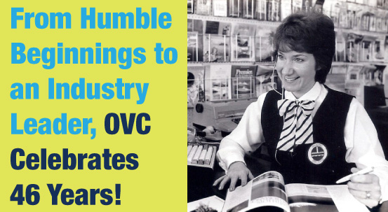OVC Celebrates 46 Years!