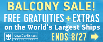Royal Caribbean Balcony Sale