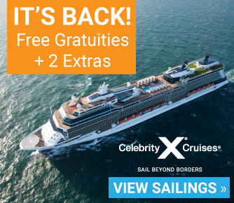 TIPS + 2 Extras on Celebrity Cruises