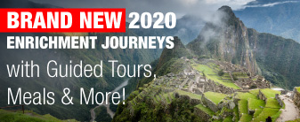 BRAND NEW 2020 Enrichment Journeys