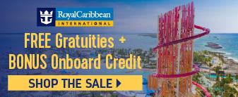 Royal Caribbean Fall Sale