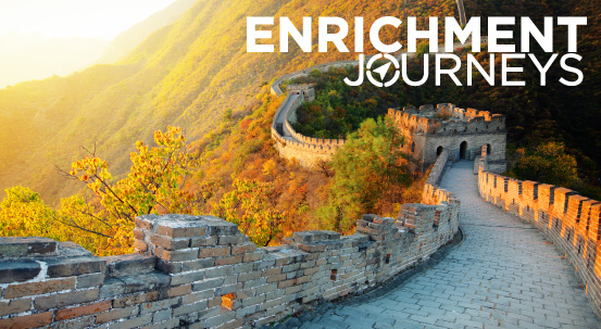Enrichment Journeys Give Thanks Savings Event