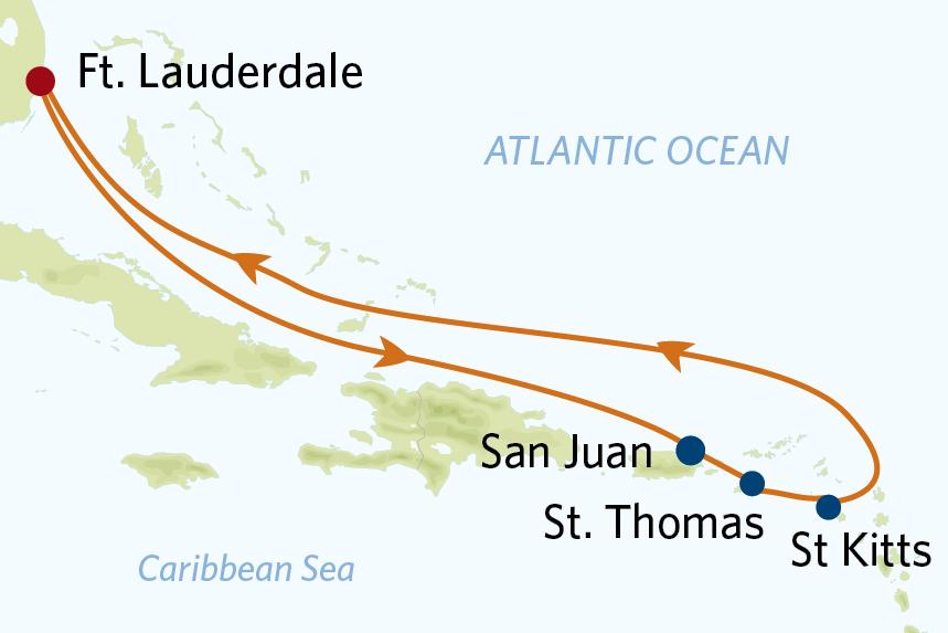 Celebrity Eastern Caribbean Cruise