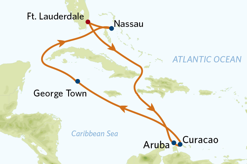 9 night southern caribbean cruise on celebrity equinox