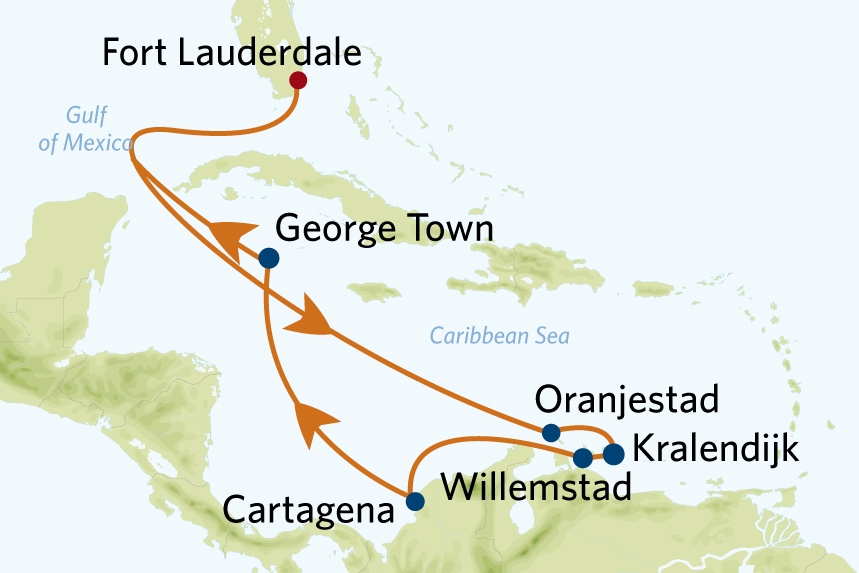 Celebrity Southern Caribbean Cruise