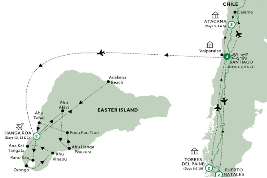 Insight South America Landtour