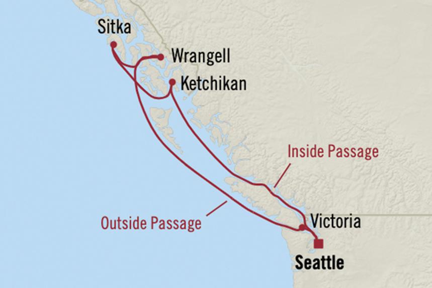 Oceania Luxury Cruises