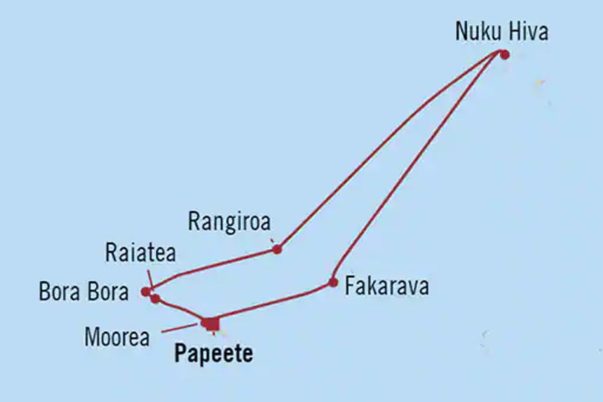 Oceania Luxury South Pacific Cruises
