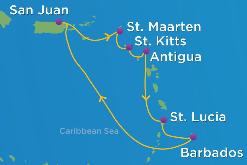 RCCL Freedom Caribbean