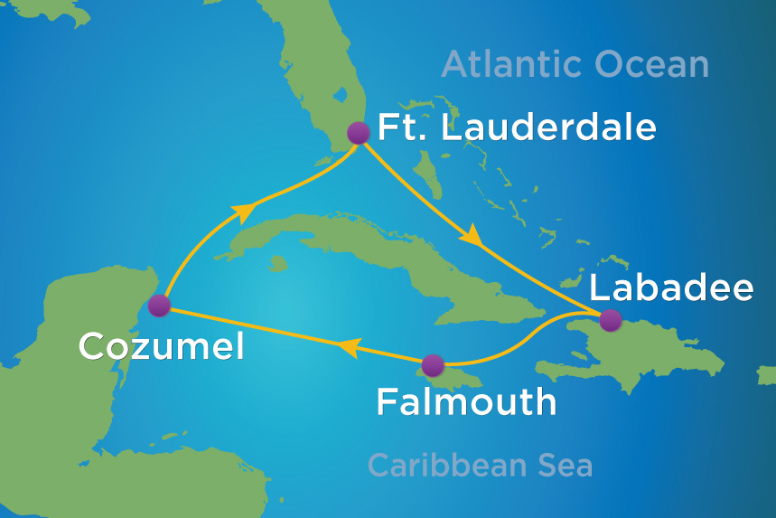 RCCL East Carib fll-fll-7