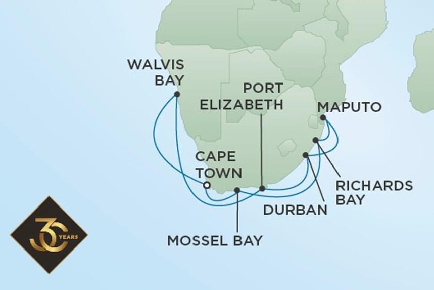 RSSC Luxury Africa Cruise