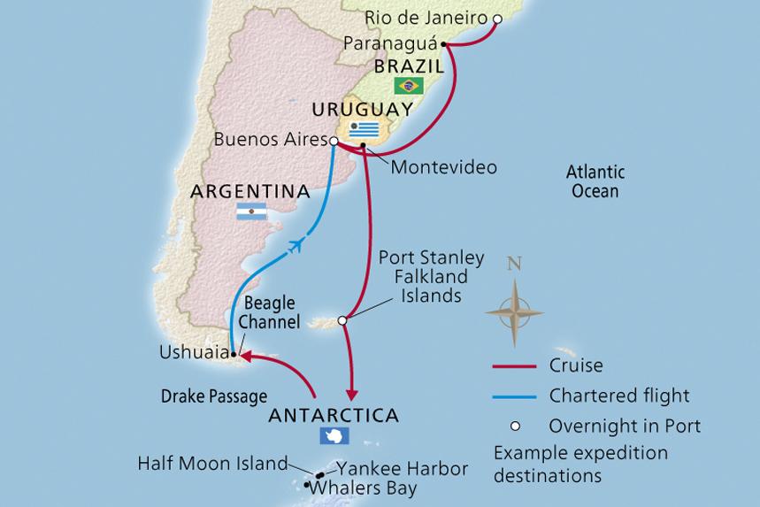 Viking South America Cruise