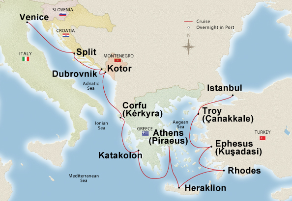 ancient adriatic