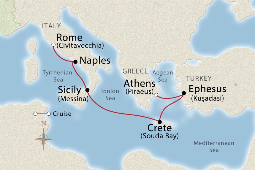 Journey to Antiquities